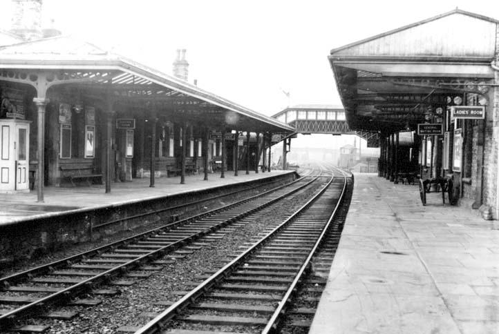 Gallery Vintage Train Station