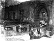 Excavation of Whalley Abbey